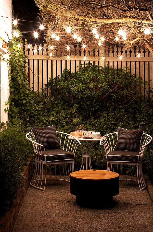 Jardines peque os 5 elementos para dise ar jardines peque os for Iluminacion jardines pequenos