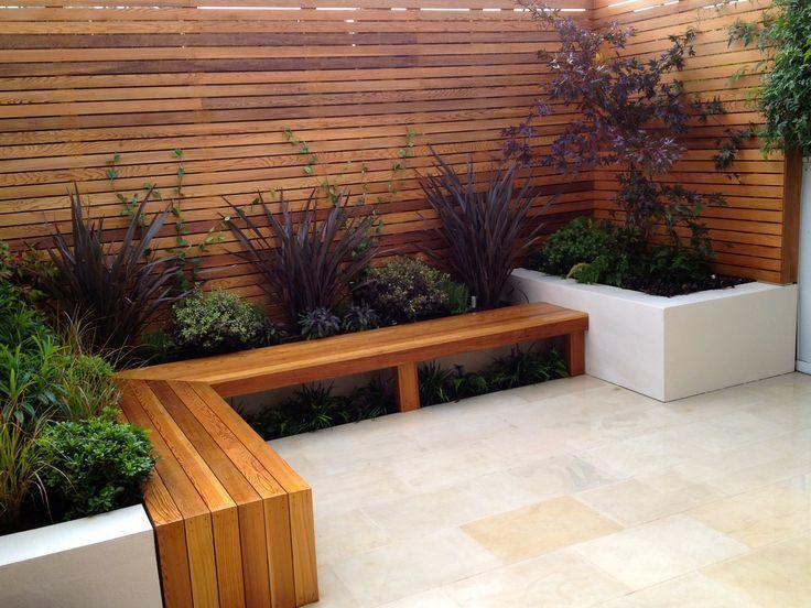 Cerramientos jardines expertos en espacios exteriores en - Cerramientos de madera ...