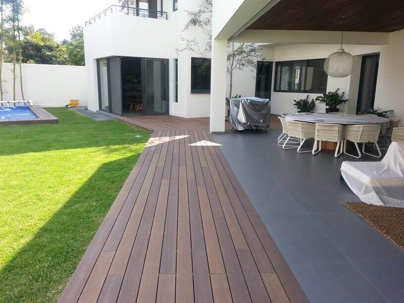 Cerramientos de terrazas o porches la patioteca reforma - Porches y jardines ...