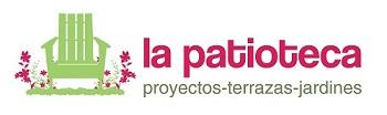 La Patioteca / Reformas de jardines y terrazas en Madrid Logo